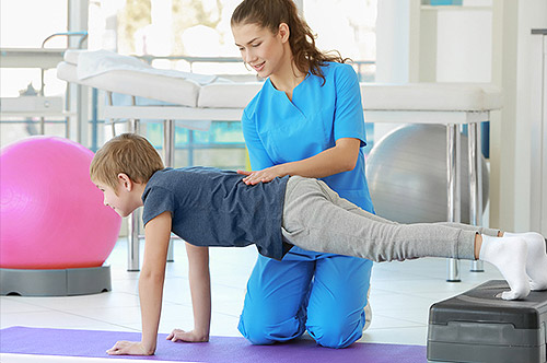Haltungsturnen Kinder-Physiotherapie Keller